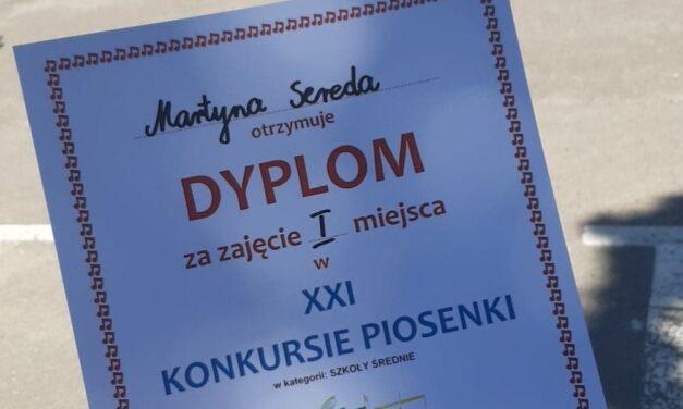 XXI KONKURS PIOSENKI