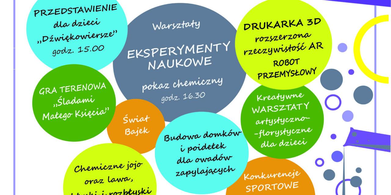 VII Powiatowy Piknik Naukowy
