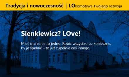 Liceum Ogólnokształacące im. Henryka Sienkiewicza we Wrześni.