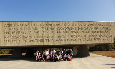 Muzeum byłego obozu zagłady Kulmhof w Chełmnie nad Nerem